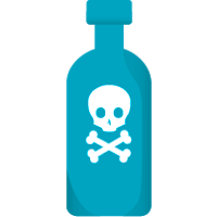 Alcohol, Poisons, & Chemicals